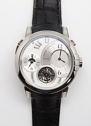 Harry Winston Midnight GMT Tourbillon 450/MATTZ45WL.K