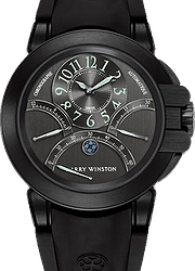 Harry Winston Ocean Collection Triple Retrograde Chronograph 400/MCRA44ZKC.A