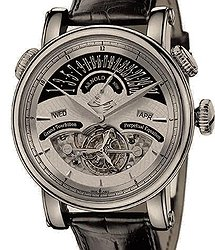 Arnold & Son HMS Victory Set Grand Complications Tourbillon