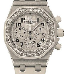 Audemars Piguet Ladies Royal Oak Offshore Offshore Chronograph