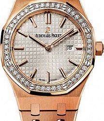 Audemars Piguet Lady Royal Oak Quartz Gold 67651OR.ZZ.1261OR.01