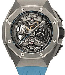 Audemars Piguet Royal Oak Concept Tourbillon Chronograph Openworked Selfwinding