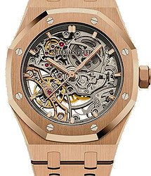 Audemars Piguet Royal Oak Double Balance Wheel Openworked 37 mm