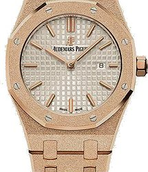 Audemars Piguet Royal Oak Frosted Gold 33mm
