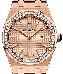 Audemars Piguet Royal Oak Ladies 67651OR.ZZ.1261OR.03