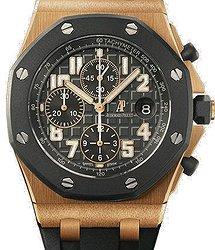 Audemars Piguet Royal Oak Offshore  Chronograph Gold