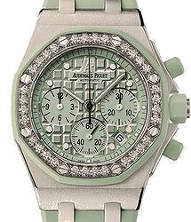 Audemars Piguet Royal Oak Offshore  Lady Chronograph
