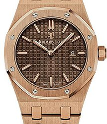 Audemars Piguet Royal Oak Quartz Gold