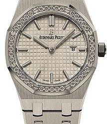 Audemars Piguet Royal Oak Quartz Steel Ladies