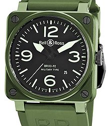 Bell&Ross; Aviation Military Type BR03-92