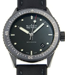 Blancpain Fifty Fathoms Ceramics Black Automatic 5000-0130-B52A