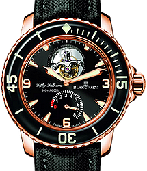 Blancpain Fifty Fathoms Tourbillon 5025-3630-52A