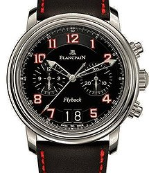 Blancpain Léman Flyback Chronograph Big Date