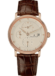 Blancpain Villeret Double Time Zone