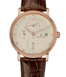 Blancpain VilleretDouble Time Zone