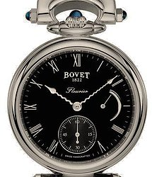 Bovet Amadeo Fleurier Fleurier White Gold Black
