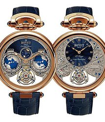 Bovet Amadeo Fleurier Grand Complications Edouard Tourbillon