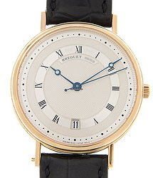 Breguet Classic 18kt Yellow Gold Silver Automatic 5930BA/12/986