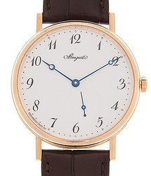 Breguet Classique Automatic White Dial Men's Watch