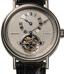 Breguet Classique Complications 5307 Tourbillon Automatic Regulator