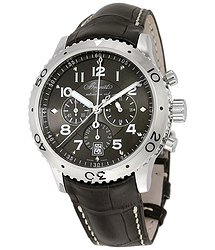Breguet Transatlantique Type XXI Flyback Automatic Men's Watch 3810ST929ZU