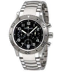 Breguet Type XX Transatlantique Black Dial Men's Watch 3820STH2SW9