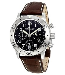 Breguet Type XX Transatlantique Chronograph Black Dial Men's Watch 3820STH29W6