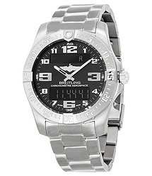 Breitling Aerospace Evo Black Dial Titanium Men's Watch