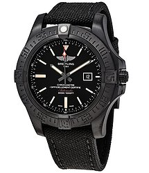 Breitling Avenger Blackbird Automatic Black Dial Men's Watch