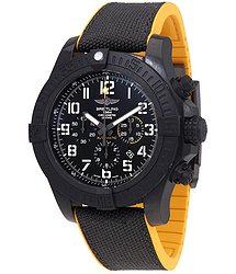 Breitling Avenger Hurricane Black Dial Chronograph Men's Watch XB0170E4-BF29BKRD