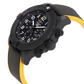 Купить часы Breitling Avenger Hurricane Black Dial Chronograph Men's Watch XB0170E4-BF29BKRD  в ломбарде швейцарских часов