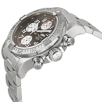 Купить часы Breitling Avenger II Automatic Grey Dial Stainless Steel Men's Watch A1338111-F564SS  в ломбарде швейцарских часов