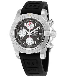 Breitling Avenger II Grey Chronograph Dial Automatic Men's Watch A1338111-F564BKPT3