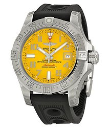Breitling Avenger II Seawolf Yellow Dial Automatic Men's Watch A1733110-I519BKOR