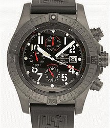 Breitling Avenger super blacksteel