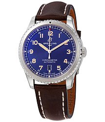 Breitling Aviator 8 Automatic Blue Dial Watch