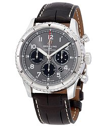 Breitling Aviator 8 Chronograph Anthracite Dial Automatic Men's Watch
