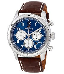 Breitling Aviator 8 Chronograph Automatic Blue Dial Watch
