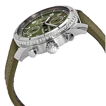 Купить часы Breitling Aviator 8 Curtiss Warhawk Chronograph Automatic Green Dial Men's Watch  в ломбарде швейцарских часов
