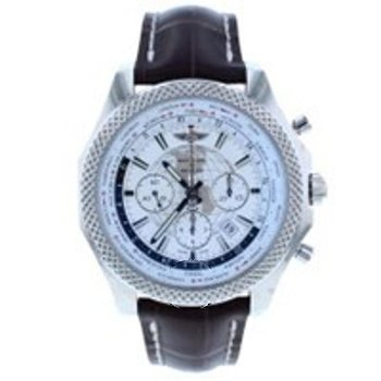 Купить часы Breitling Bentley B05 Unitime World Time Chronograph Automatic Chronometer White Dial Men's Watch  в ломбарде швейцарских часов