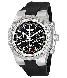 Breitling Bentley GMT Black Dial Men's Watch A4736212-B919BKRD