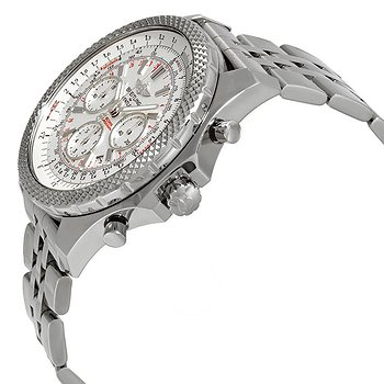 Купить часы Breitling Bentley Motors Speed Chronograph Automatic Silver Dial Men's Watch  в ломбарде швейцарских часов