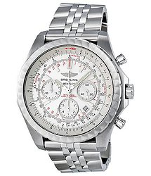 Breitling Bentley Motors T Speed Chrono Steel Men's Watch