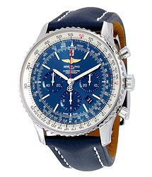 Breitling Breitling Navitimer 01 Blue Dial Chronograph Automatic Men's Watch