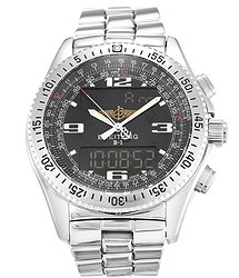 Breitling Chronograph Quartz Watch A68362