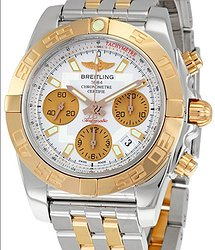 Breitling Chronomat 41 Chronograph Men's Watch CB014012-G713TT
