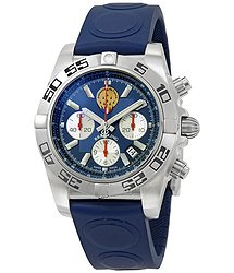 Breitling Chronomat 44 Chronograph Automatic Chronometer Men's Watch AB01109E-C886