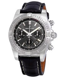 Breitling Chronomat Chronograph Automatic Blackeye Gray Men's Watch