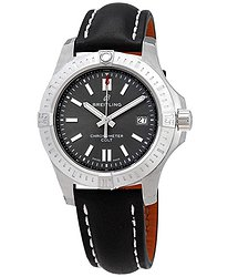 Breitling Chronomat Colt Automatic Chronometer Tempest Gray Dial Men's Watch