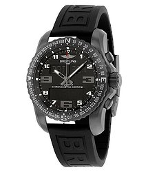 Breitling Cockpit B50 Titanium Analog-Digital Men's Watch VB501022-BD41BKPD3
